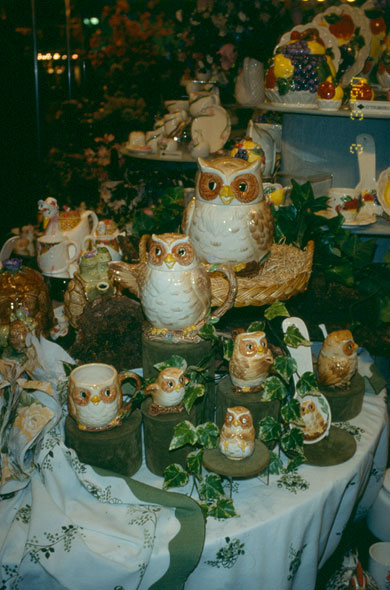Chouette \ Owl (A090)